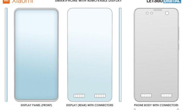 Levehető kijelzős telefont fejleszt a Xiaomi