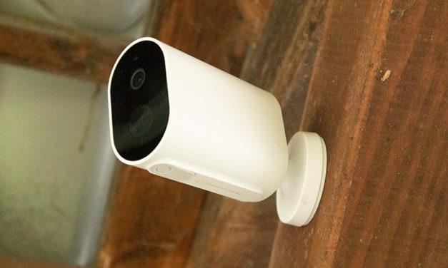 Xiaomi IMILAB EC2 – A teljesen vezetékmentes biztonsági kamera tesztje