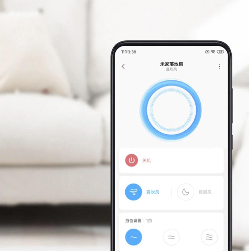 Spanyol vagy lengyel raktárból viheted a Xiaomi szelet utánzó ventilátorát 4
