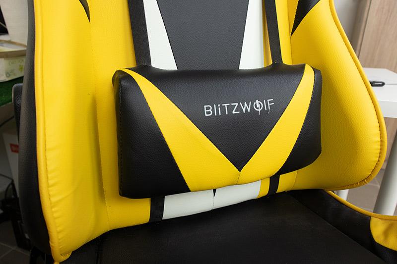 Blitzwolf gamer széket mindenkinek, kipróbáltuk, nagyon bejött! 7