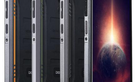 DOOGEE S40 Pro – rendkívüli képességű strapatelefon, rendkívül alacsony áron