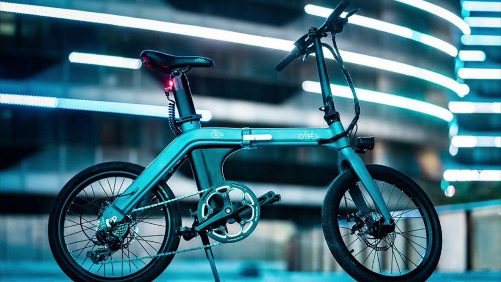 Fiidoo D11 – menő elektromos bringa 300 dolcsi kedvezménnyel EU raktárból