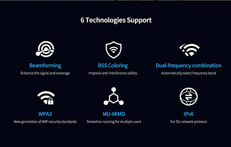 Redmi AX5 Wi-Fi 6 router teszt - gombokért adják a jövő technológiáját 12