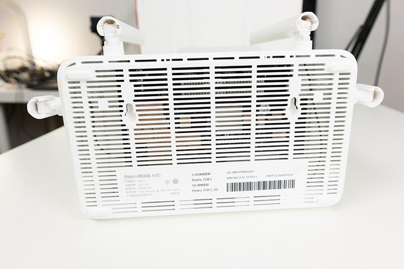 Redmi AX5 Wi-Fi 6 router teszt - gombokért adják a jövő technológiáját 5