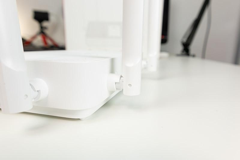 Redmi AX5 Wi-Fi 6 router teszt - gombokért adják a jövő technológiáját 13