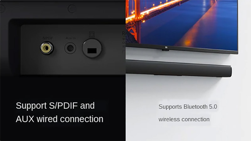 Xiaomi Redmi Soundbar – jó hangok olcsón? 4