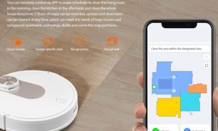 Xiaomi VIOMI SE Pro robotporszívó – brutális képességek 100 ezer alatt!