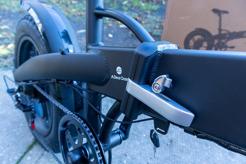 ADO Z20C - elektromos fat bike, mindenen is átmegy 5