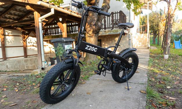 ADO Z20C – elektromos fat bike, mindenen is átmegy