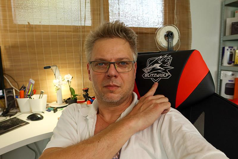 Blitzwolf GC6 – a gamer széknek álcázott kényelem