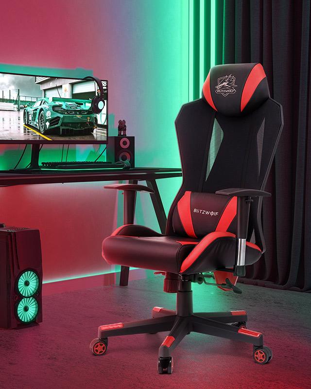 Blitzwolf GC6 – a gamer széknek álcázott kényelem 19