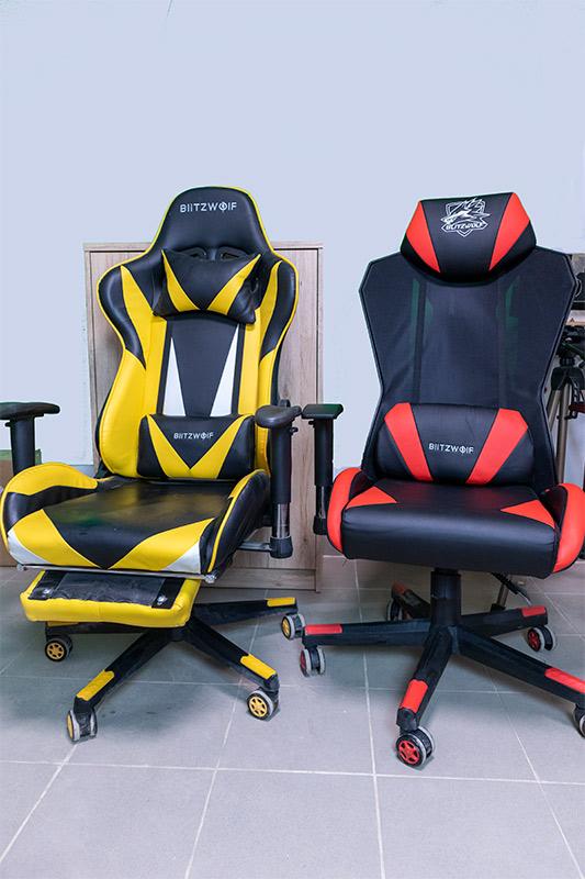 Blitzwolf GC6 – a gamer széknek álcázott kényelem 14