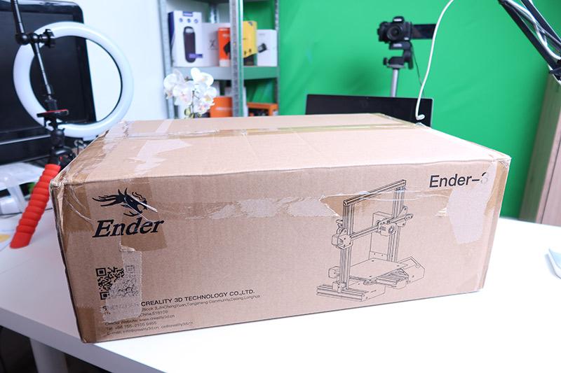 Kipróbáltuk – Creality Ender 3, menő 3D nyomtató egy jobb tintasugaras áráért-4
