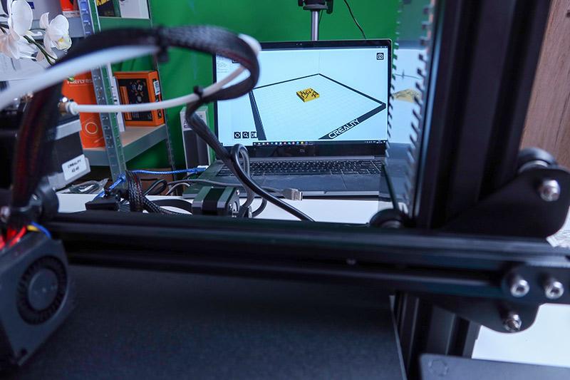 Kipróbáltuk – Creality Ender 3, menő 3D nyomtató egy jobb tintasugaras áráért 7