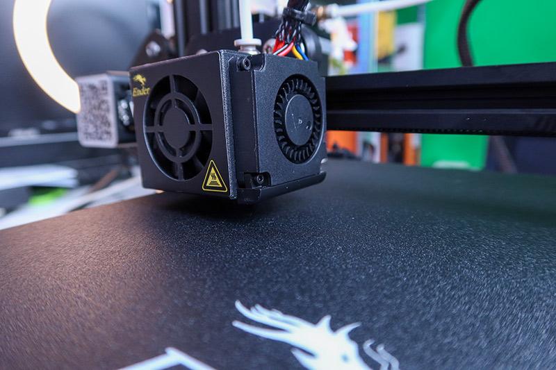 Kipróbáltuk – Creality Ender 3, menő 3D nyomtató egy jobb tintasugaras áráért 13