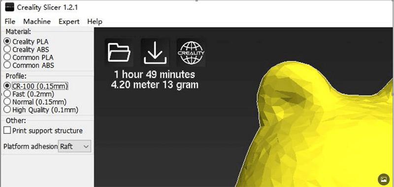 Kipróbáltuk – Creality Ender 3, menő 3D nyomtató egy jobb tintasugaras áráért 5