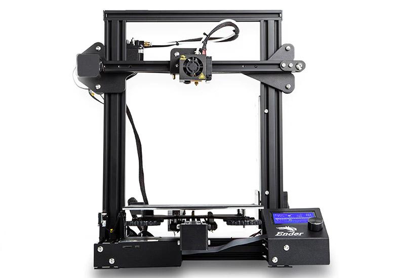 Kipróbáltuk – Creality Ender 3, menő 3D nyomtató egy jobb tintasugaras áráért-2