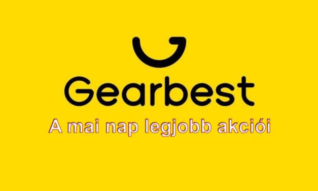 A nap legjobb akciói – Gearbest – 2020.10.23.