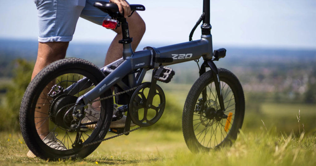 Himo Z20 eletromos bringa – városba nem kell jobb
