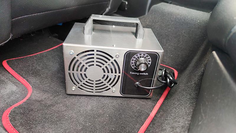 Kipróbáltuk – Olcsó otthoni ózongenerátor, nem csak vírusok ellen 3