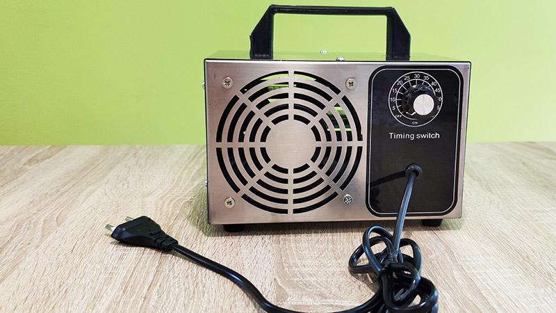 Kipróbáltuk – Olcsó otthoni ózongenerátor, nem csak vírusok ellen 8