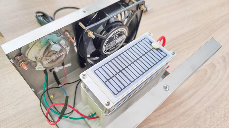 Kipróbáltuk – Olcsó otthoni ózongenerátor, nem csak vírusok ellen 2