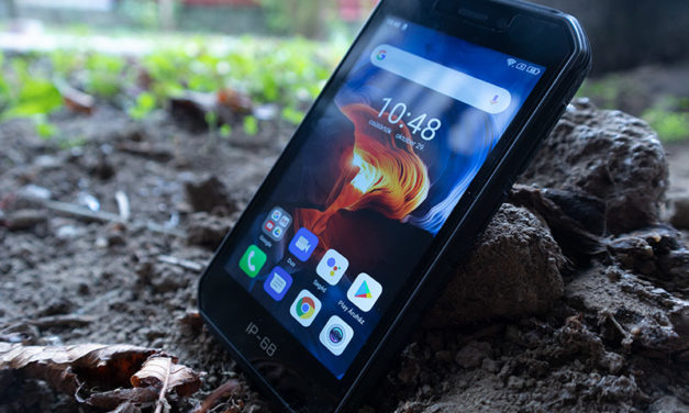 Ulefone Armor X7 Pro – filléres okostelefon, ami mindent is kibír!