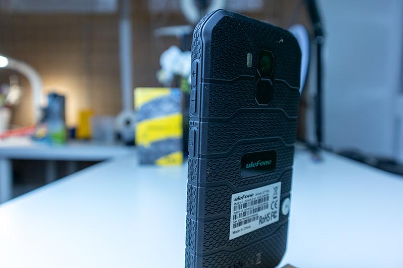 Ulefone Armor X7 Pro – filléres okostelefon, ami mindent is kibír! 5