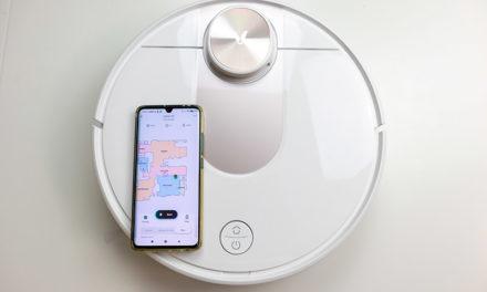 Xiaomi VIOMI SE – az ősz legjobb lézeres robotporszívója