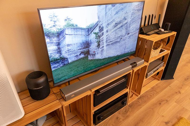 A jól hallható különbség - BlitzWolf BW-SDB2 XR soundbar teszt 19