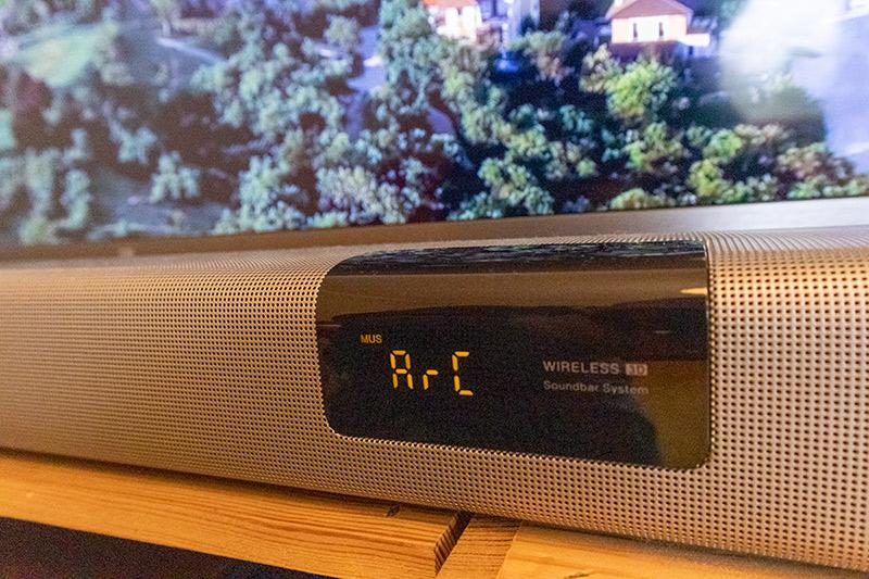 A jól hallható különbség - BlitzWolf BW-SDB2 XR soundbar teszt 15