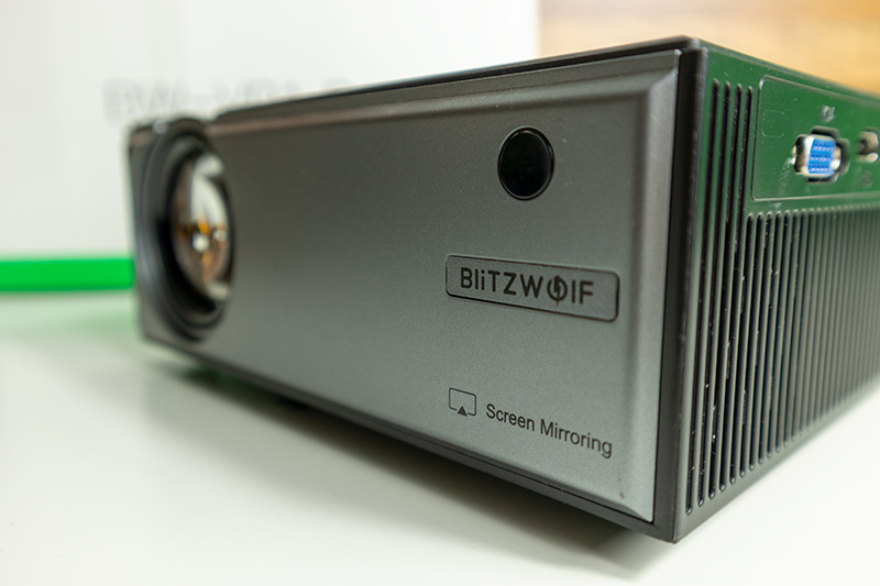Blitzwolf projektor 25 ezer forintért – örülni fog neki a család? 1