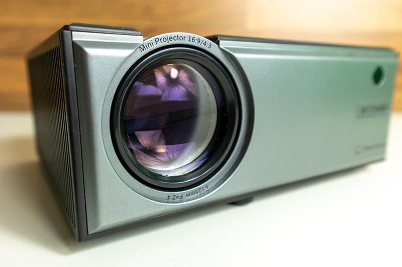 Blitzwolf projektor 25 ezer forintért – örülni fog neki a család? 4