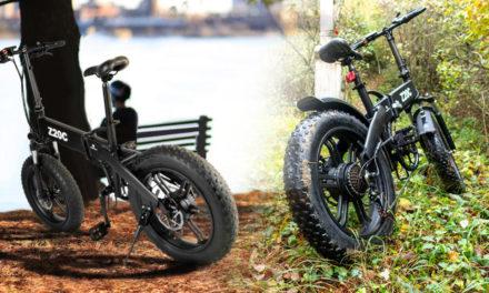 Ez nem elektromos kerékpár, hanem egy szörnyeteg – ADO Z20C teszt