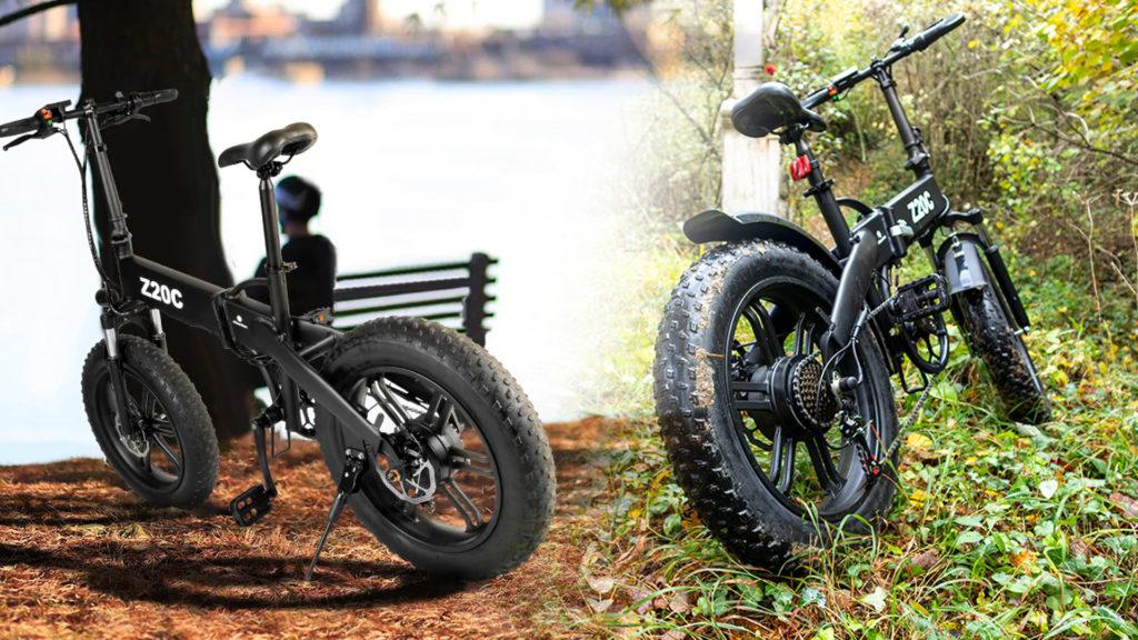 Ez nem elektromos bringa, hanem egy szörnyeteg – ADO Z20C teszt