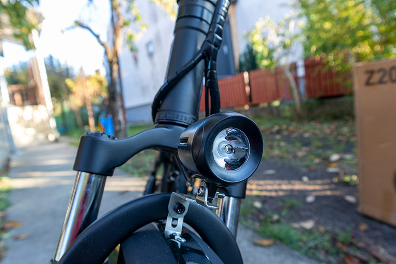 Ez nem elektromos bringa, hanem egy szörnyeteg – ADO Z20C teszt 18