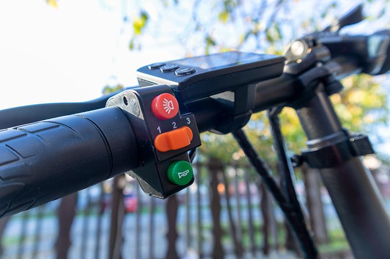 Ez nem elektromos bringa, hanem egy szörnyeteg – ADO Z20C teszt 22