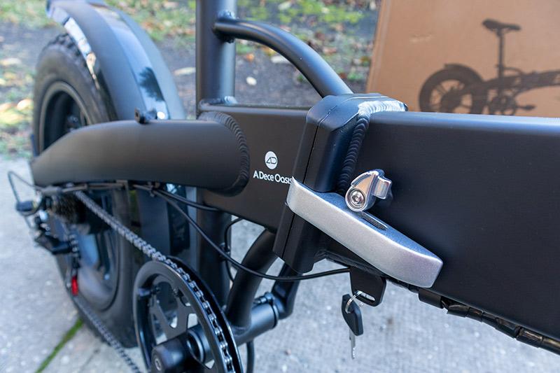 Ez nem elektromos bringa, hanem egy szörnyeteg – ADO Z20C teszt 31
