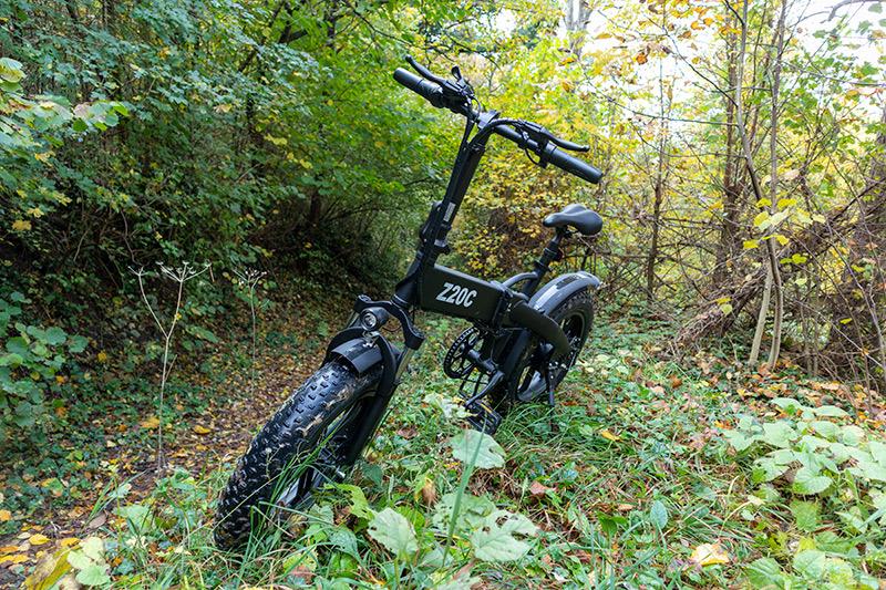 Ez nem elektromos kerékpár, hanem egy szörnyeteg – ADO Z20C teszt 30