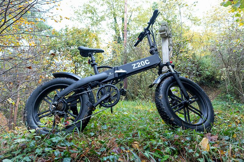 Ez nem elektromos kerékpár, hanem egy szörnyeteg – ADO Z20C teszt 35