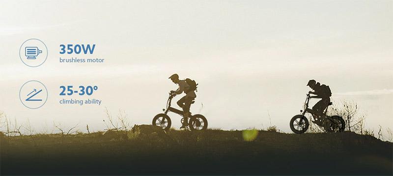 Ez nem elektromos kerékpár, hanem egy szörnyeteg – ADO Z20C teszt 3