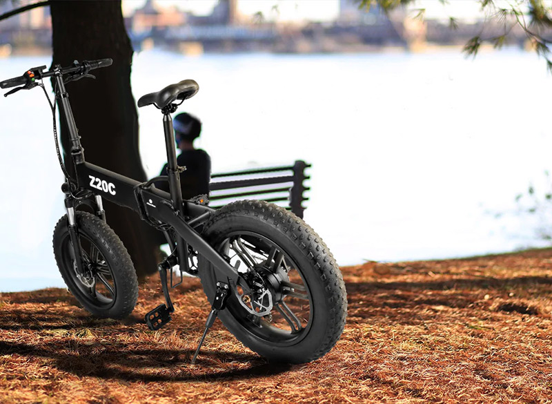 Ez nem elektromos bringa, hanem egy szörnyeteg – ADO Z20C teszt 1