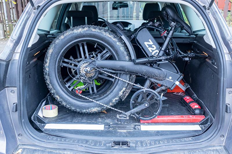 Ez nem elektromos kerékpár, hanem egy szörnyeteg – ADO Z20C teszt 19