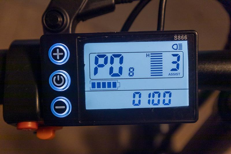 Ez nem elektromos bringa, hanem egy szörnyeteg – ADO Z20C teszt 26