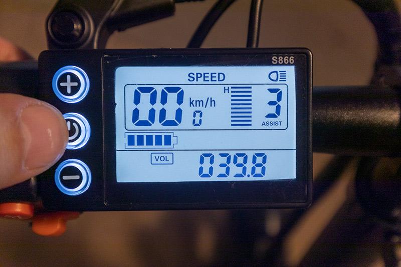 Ez nem elektromos bringa, hanem egy szörnyeteg – ADO Z20C teszt 25