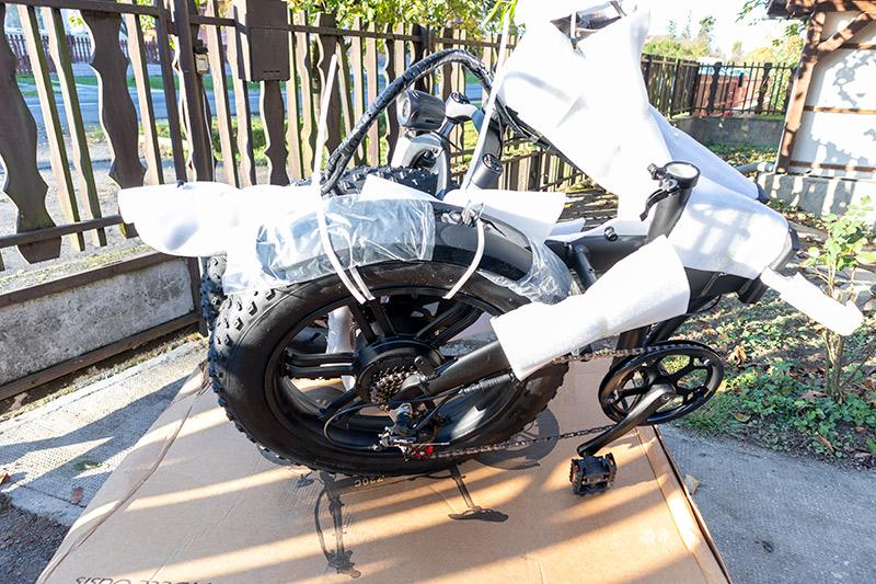 Ez nem elektromos bringa, hanem egy szörnyeteg – ADO Z20C teszt 7