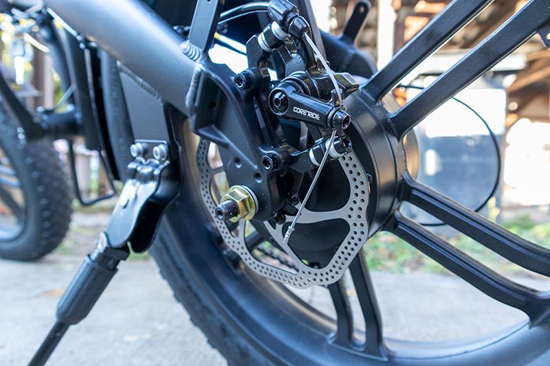 Ez nem elektromos bringa, hanem egy szörnyeteg – ADO Z20C teszt 17