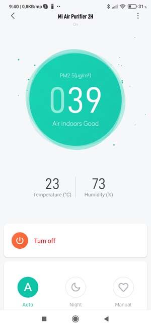 Xiaomi Mi Mijia 2H légtisztító teszt – juss levegőhöz! 9
