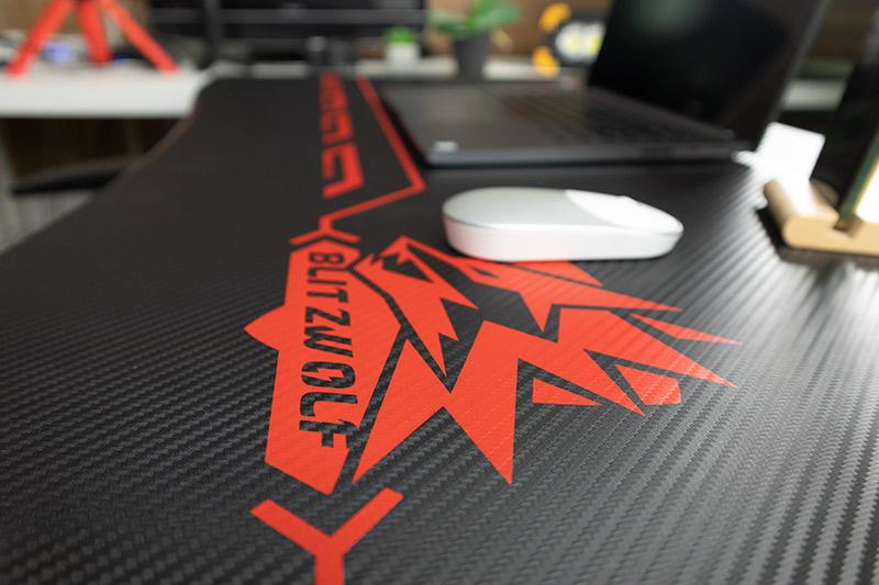 Blitzwolf BW-GD1 gamer asztal, a legtutibb karácsonyi ajándék 16