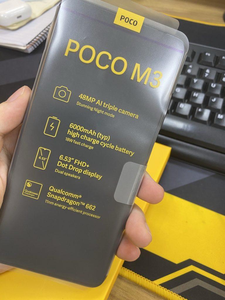 Megérkezett a belépő szint új királya - Xiaomi POCO M3 bemutató 2
